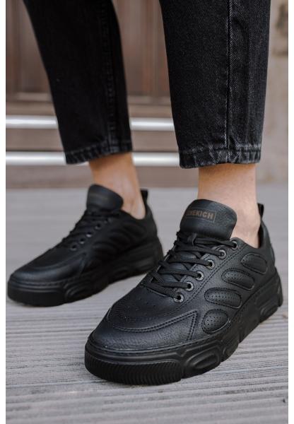 AHN105 ST Erkek Ayakkabı SIYAH
