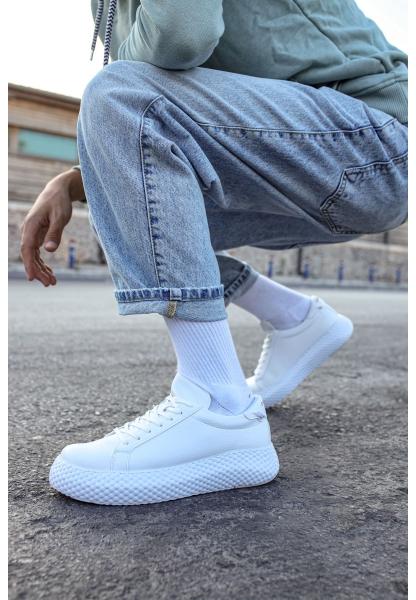 AHN107 GBT Erkek Ayakkabı BEYAZ / BEYAZ