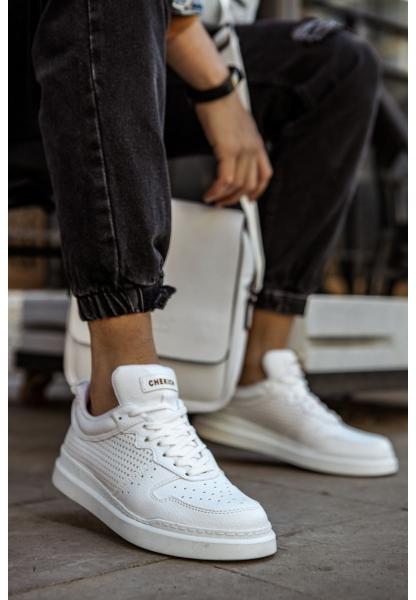AHN109 İpk BT Erkek Ayakkabı BEYAZ