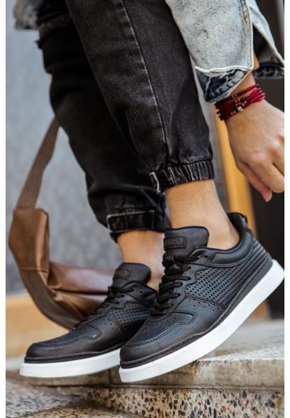 AHN109 İpk BT Erkek Ayakkabı SIYAH