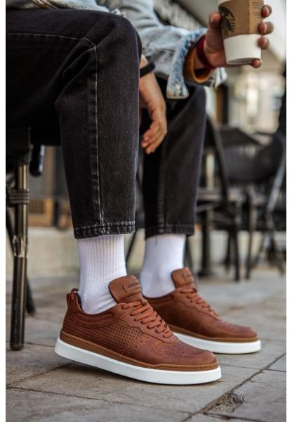 AHN109 İpk BT Erkek Ayakkabı TABA
