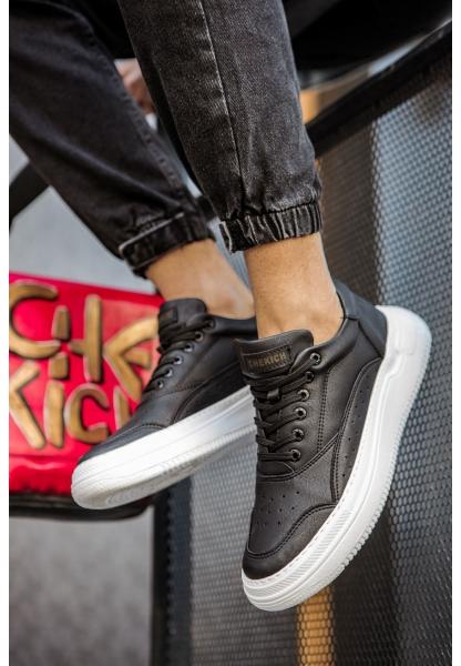AHN115 İpk. BT Erkek Ayakkabı SIYAH
