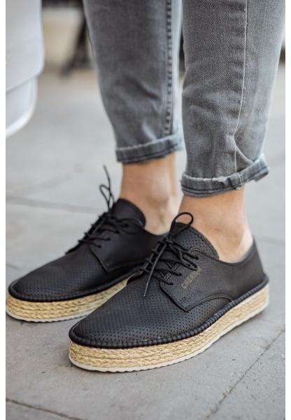AHN117 BT Erkek Ayakkabı SIYAH