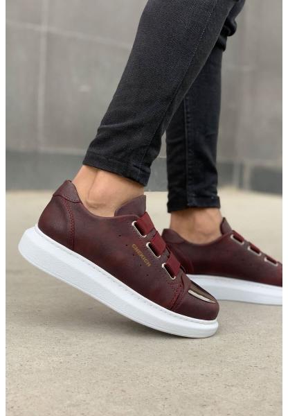 AHN251 BT Erkek Ayakkabı BORDO