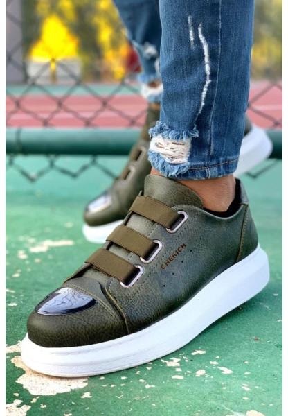 AHN251 BT Erkek Ayakkabı HAKİ