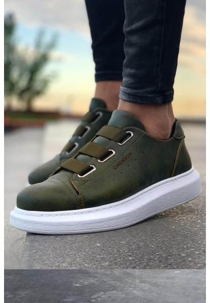 AHN253 BT Erkek Ayakkabı HAKİ