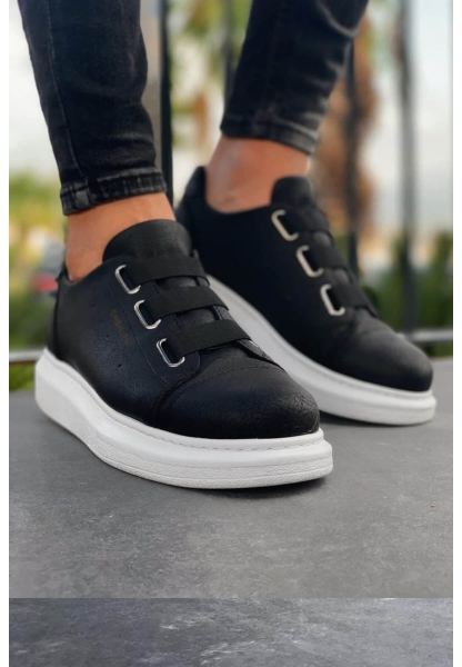 AHN253 BT Erkek Ayakkabı SİYAH