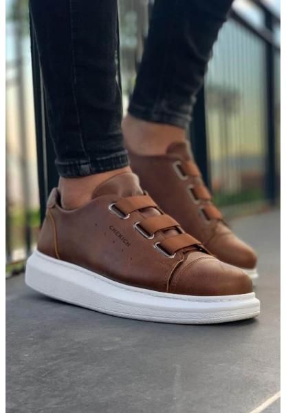AHN253 BT Erkek Ayakkabı TABA