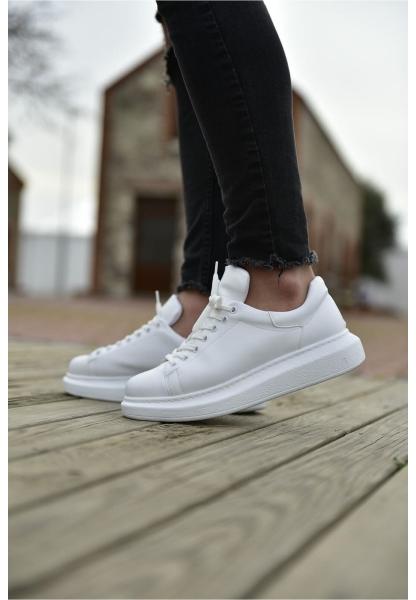 AHN257 BT Erkek Ayakkabı BEYAZ