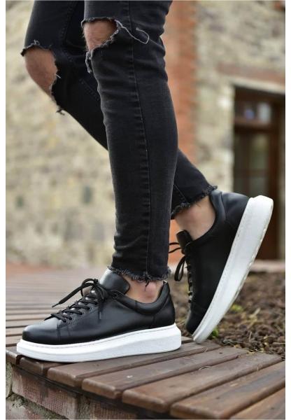 AHN257 BT Erkek Ayakkabı SİYAH