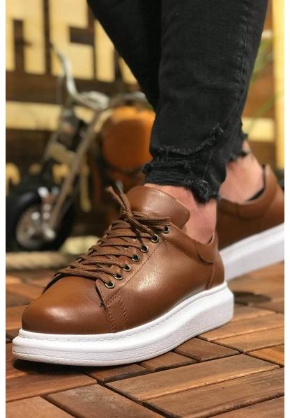 AHN257 BT Erkek Ayakkabı TABA