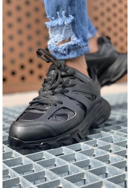 AHN301 ST Erkek Ayakkabı SİYAH / SİYAH