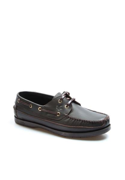 Ayakkabıhane Kaliteli Hakiki Deri Kahve Erkek Loafer Babet Ayakkabı AH628GADAXFAST