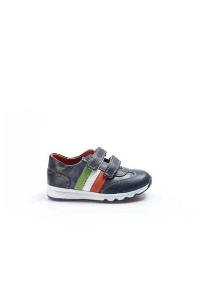 Ayakkabıhane Hakiki Deri Lacivert Erkek Çocuk Casual Ayakkabı AH006PA800