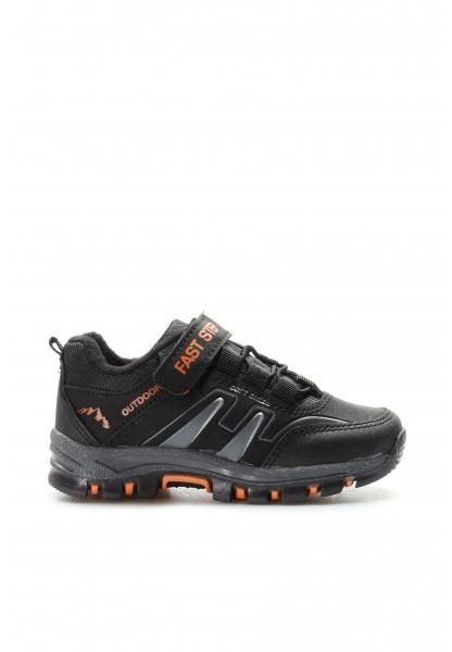 Ayakkabıhane Siyah Unisex Çocuk Outdoor Ayakkabı AH619XA103